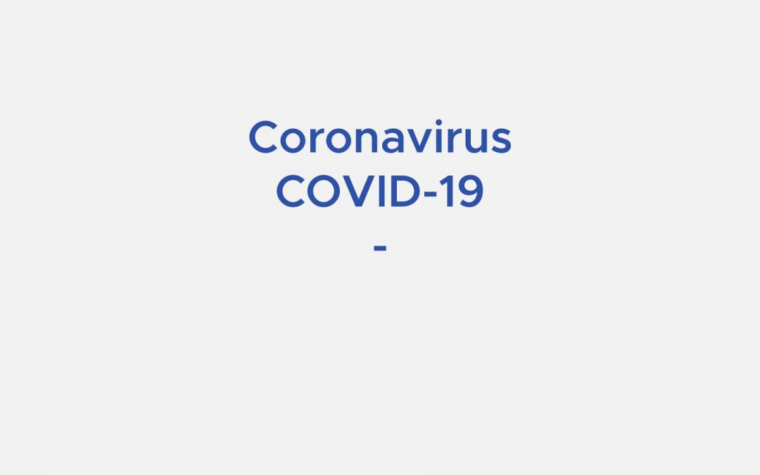 Arrêté du 15/03 – Mesures exceptionnelles liées au COVID-19
